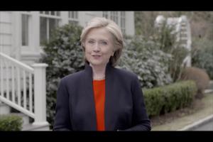 Courtesy: HillaryClinton.com
